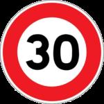 Panneau 30